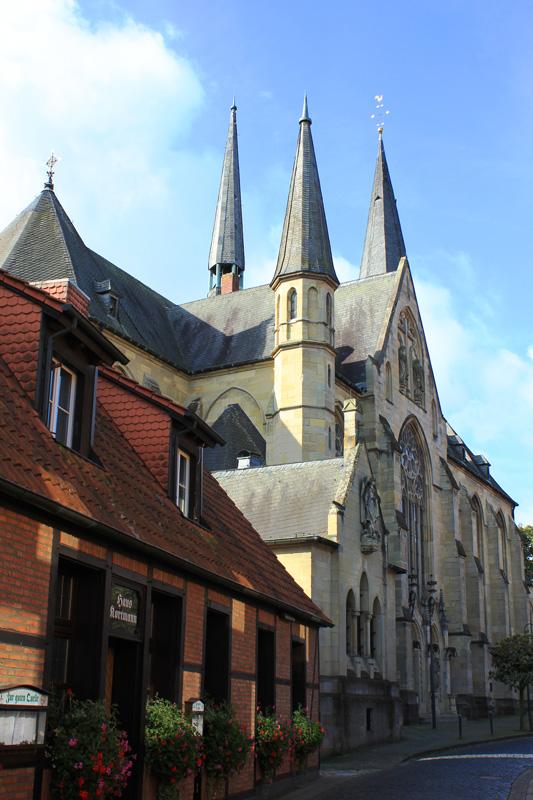 Bild Kirche St. Pantaleon Münster