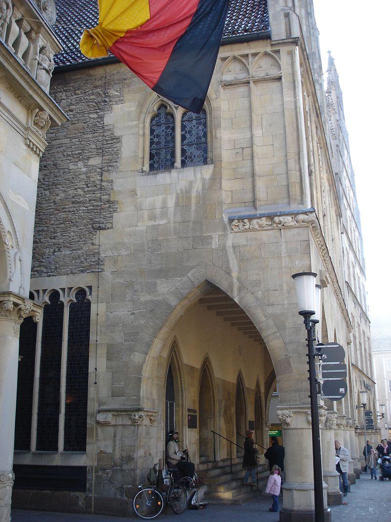 Bild Rathaus Münster