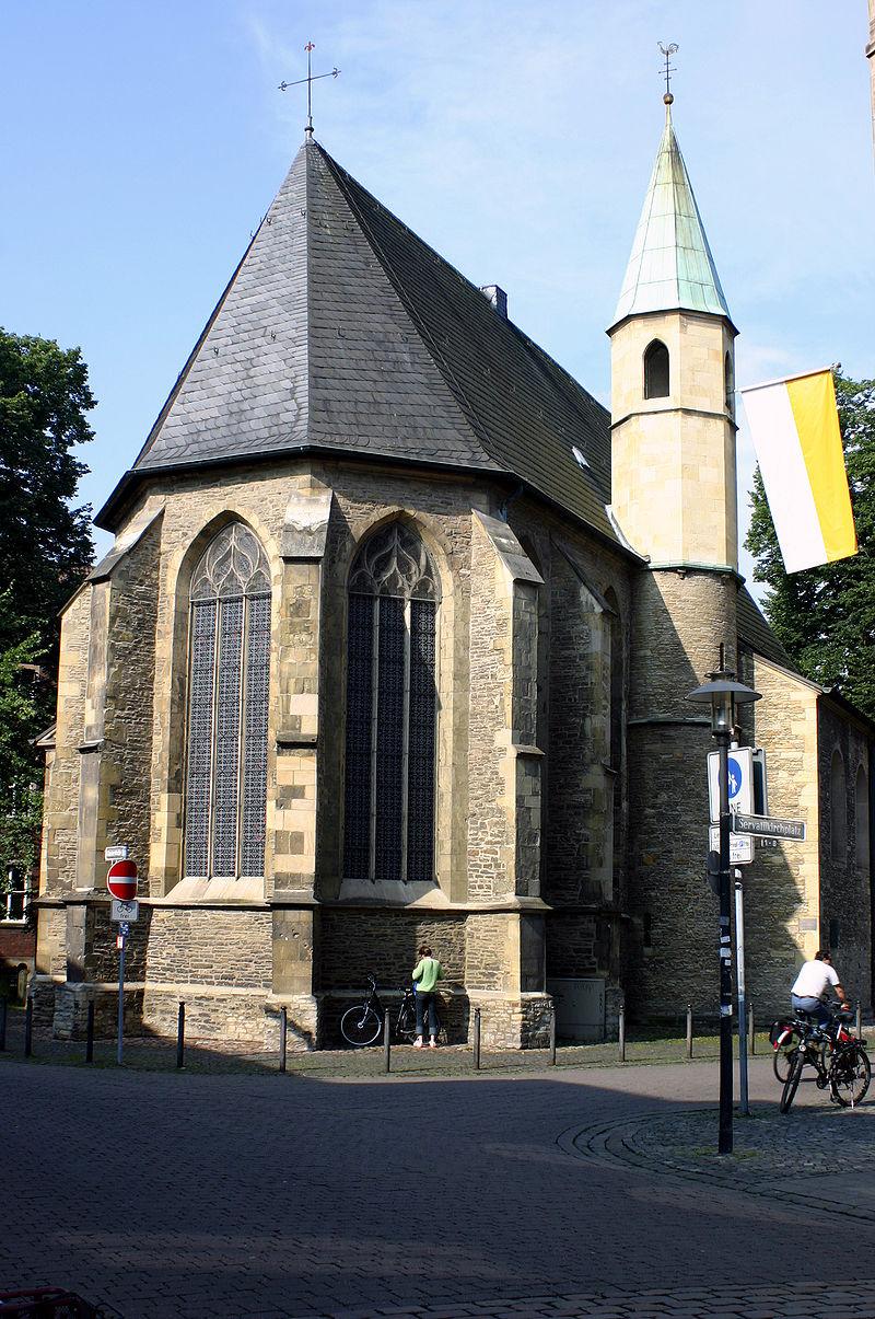 Bild Kirche St. Servatii Münster