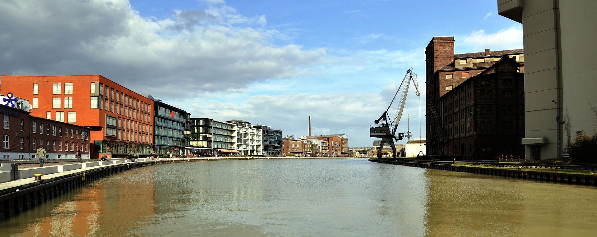 Bild Hafen Münster