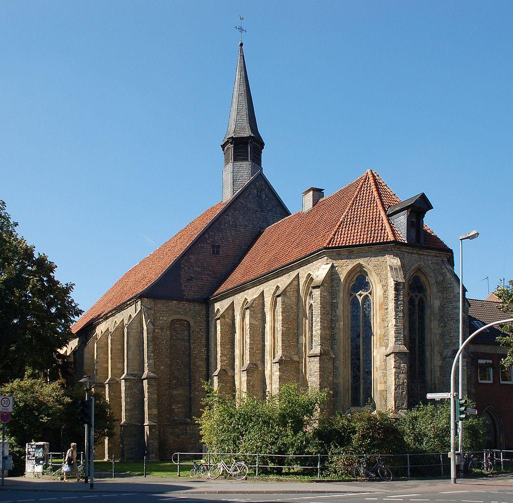 Bild Apostelkirche Münster