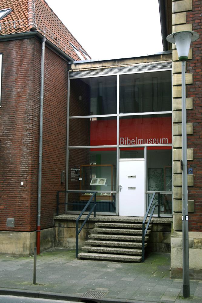 Bild Bibelmuseum Münster