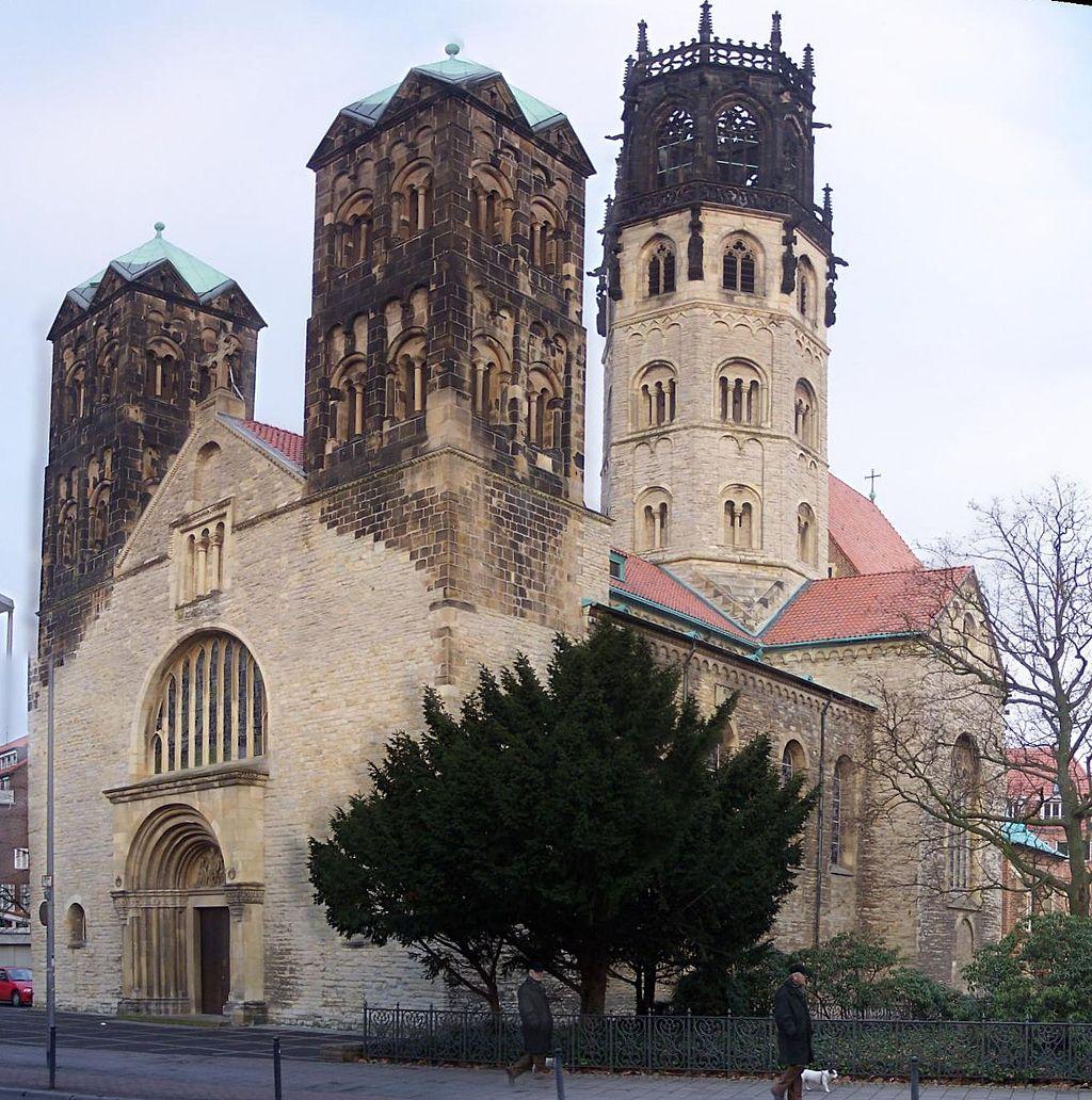 Bild St. Ludgerii Kirche Münster