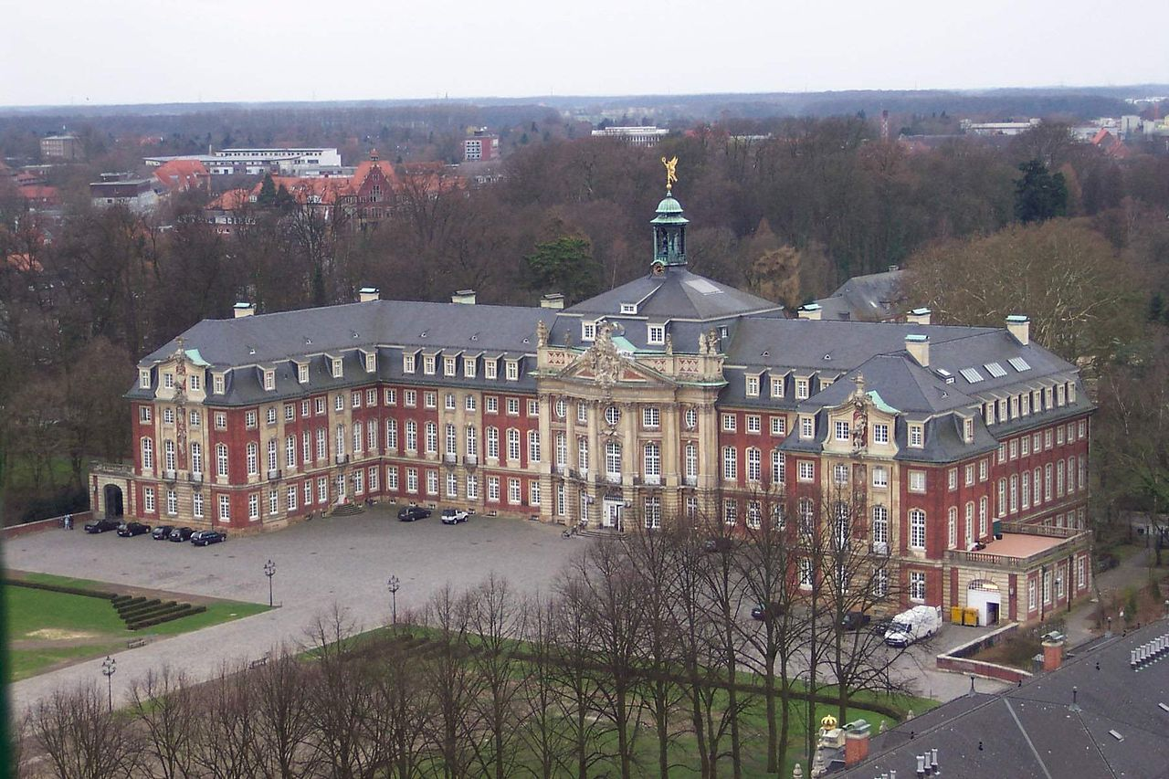 Bild Fürstbischöfliches Schloss Münster