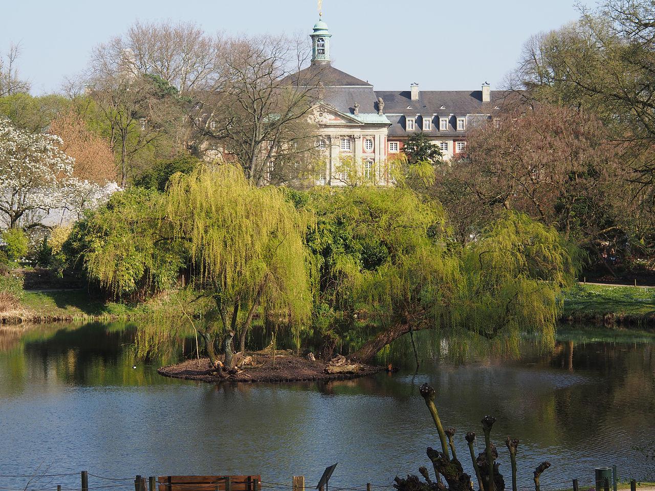 Bild Botanischer Garten Münster