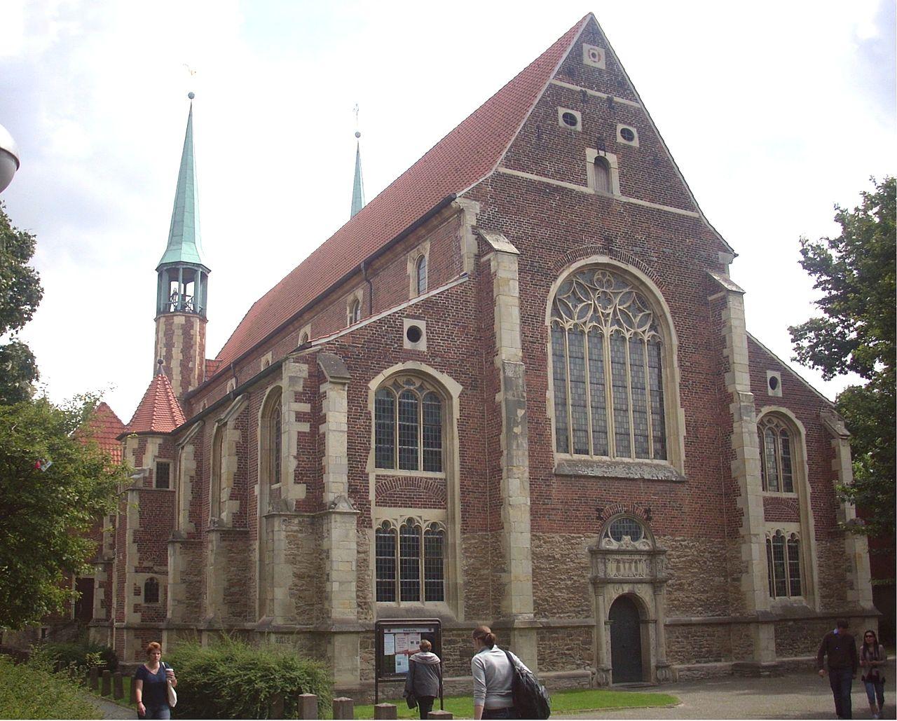 Bild Petrikirche Münster
