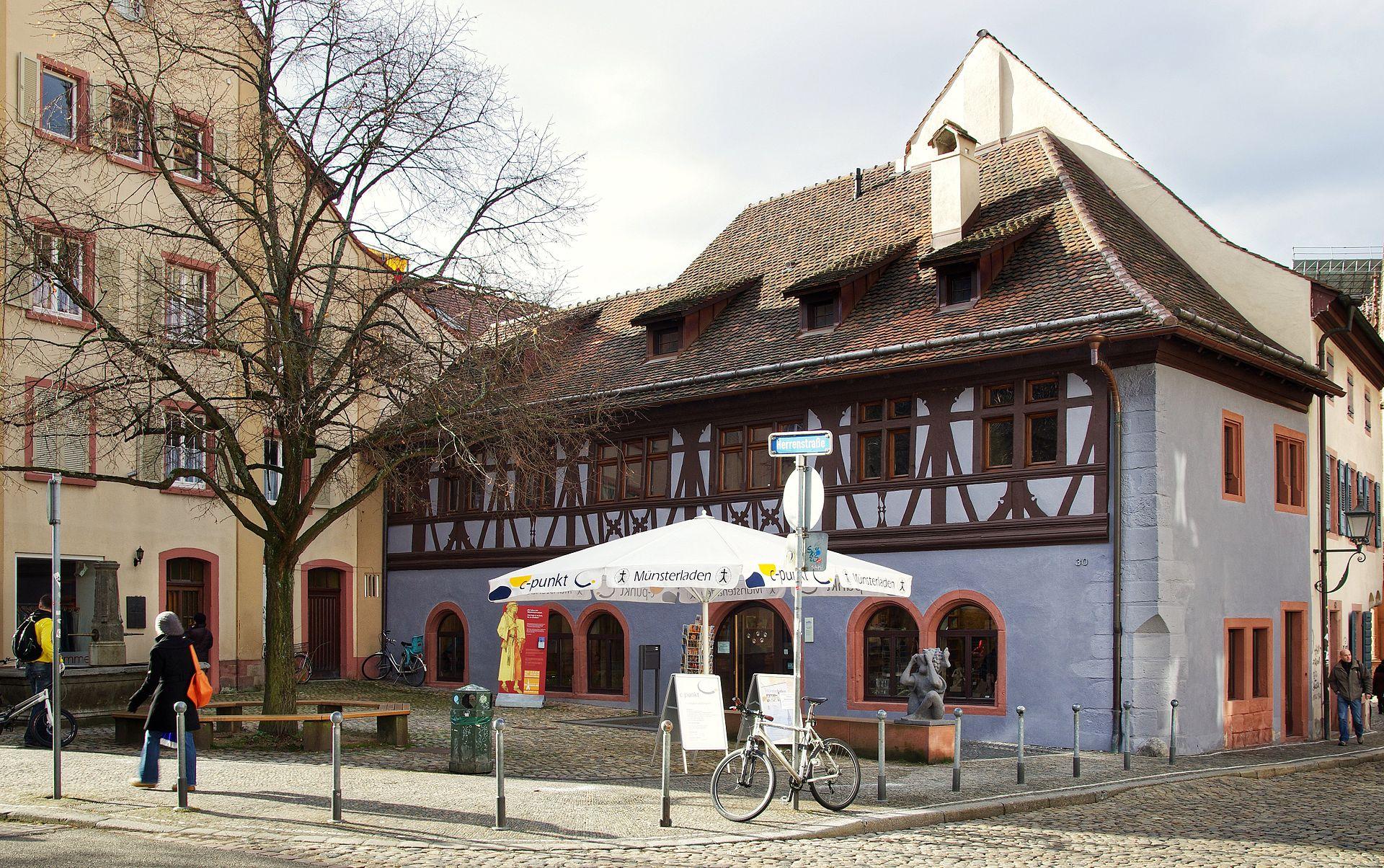 Bild Münsterbauhütte Freiburg
