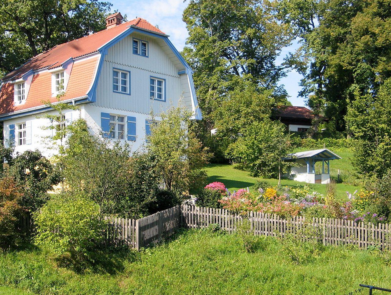 Bild Münter Haus Murnau