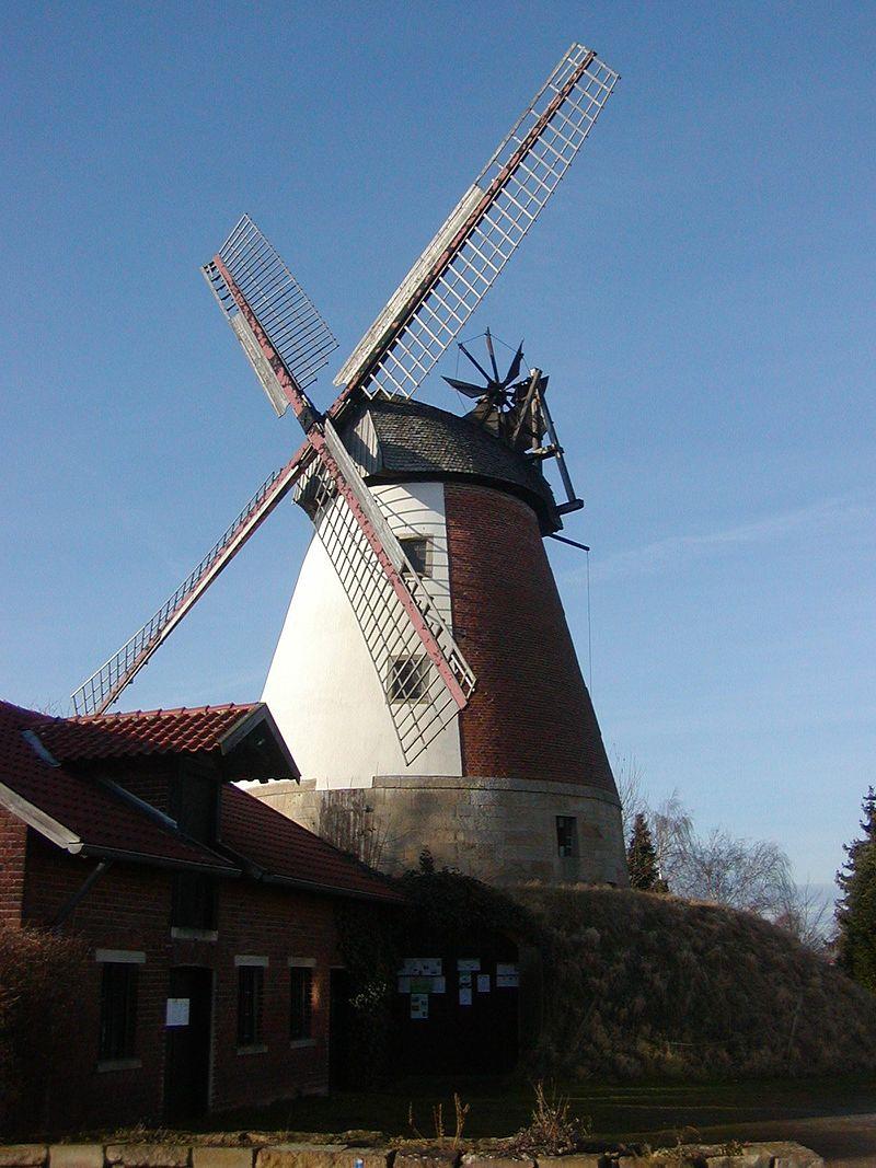 Bild Windmühle Minden