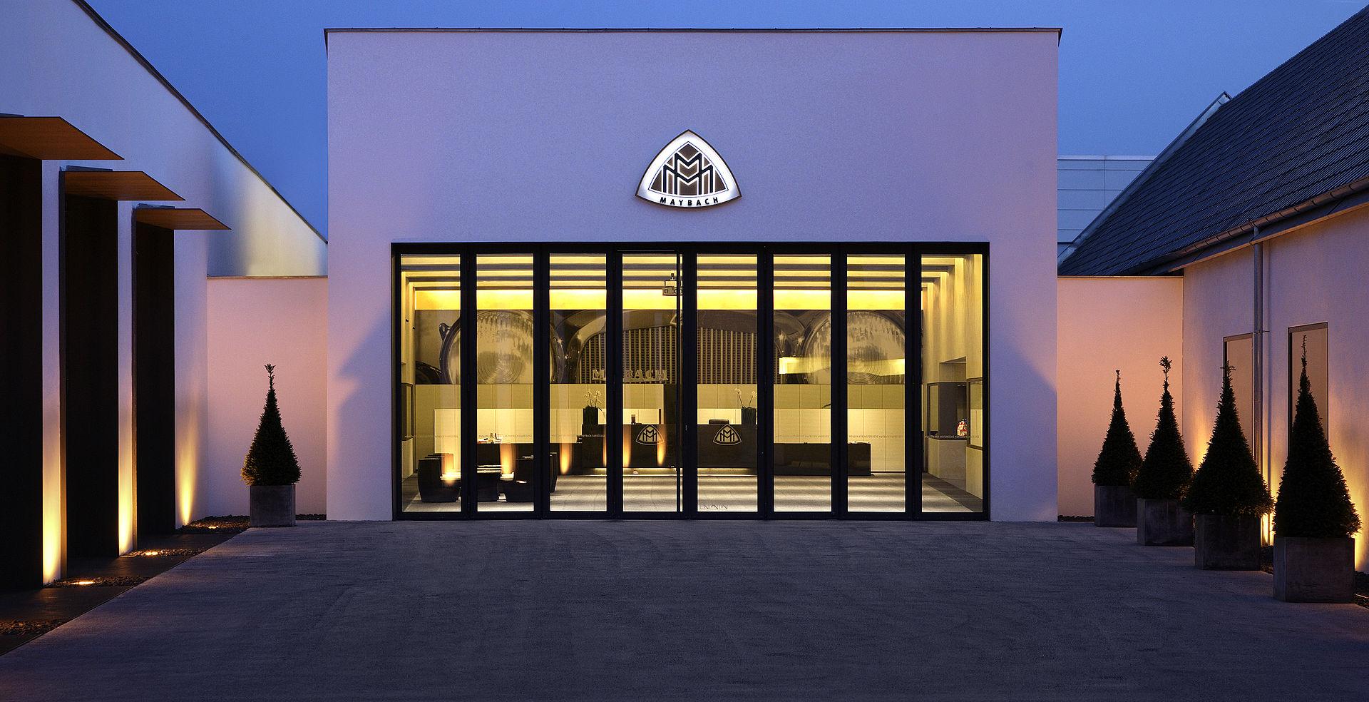 Bild Museum für historische Maybach-Fahrzeuge Neumarkt