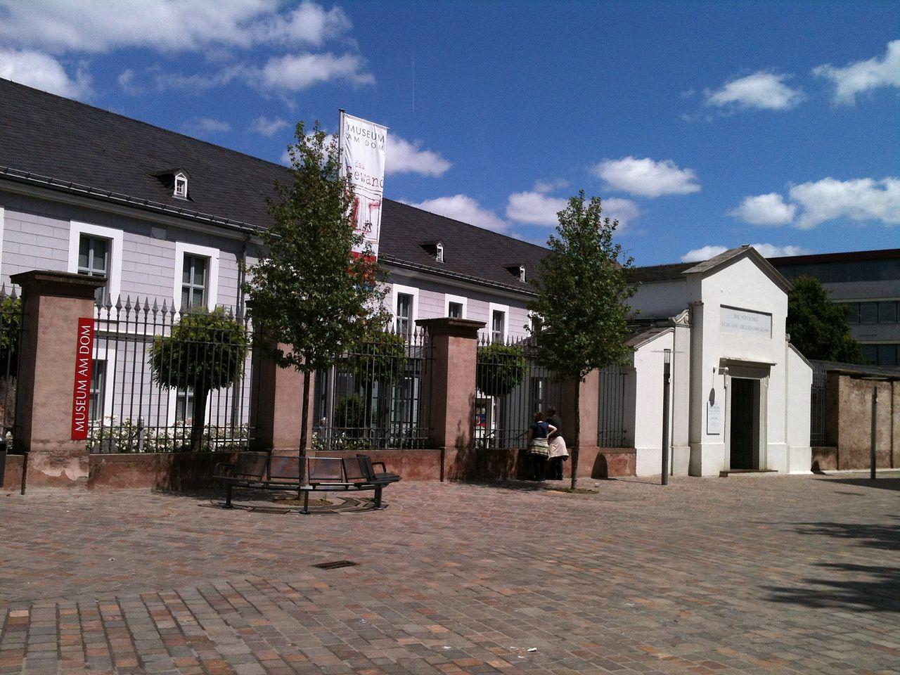 Bild Bischöfliches Dom- und Diözesanmuseum Trier