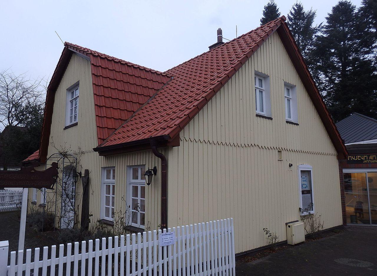 Bild Museum am Modersohn Haus Worpswede