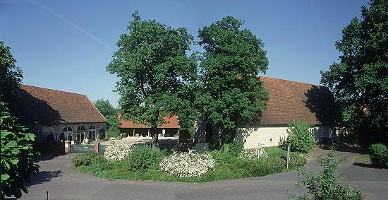 Bild Sandstein Museum Havixbeck