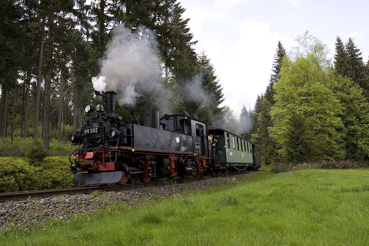 Bild Museumsbahn Schönheide