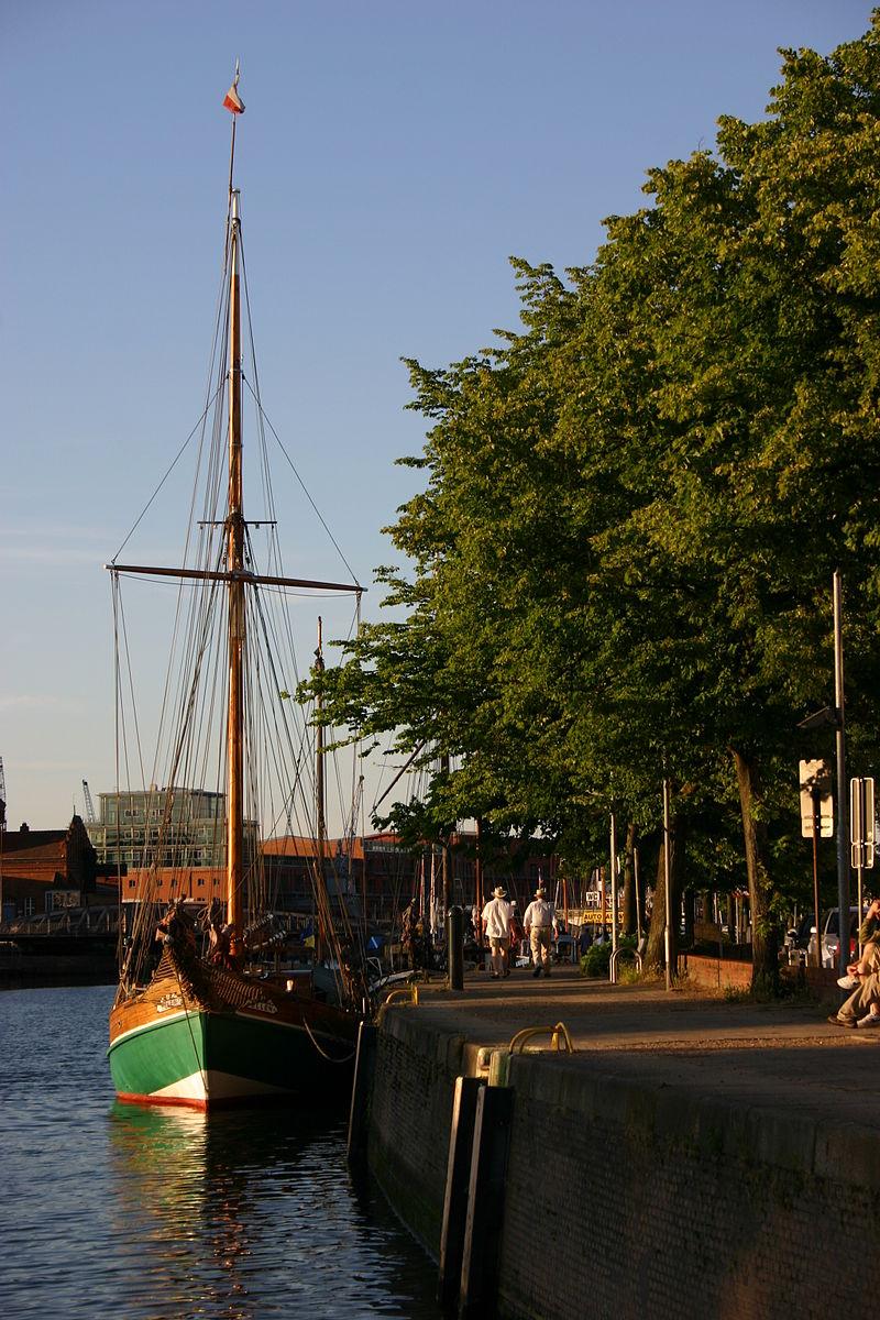 Bild Museumshafen Lübeck