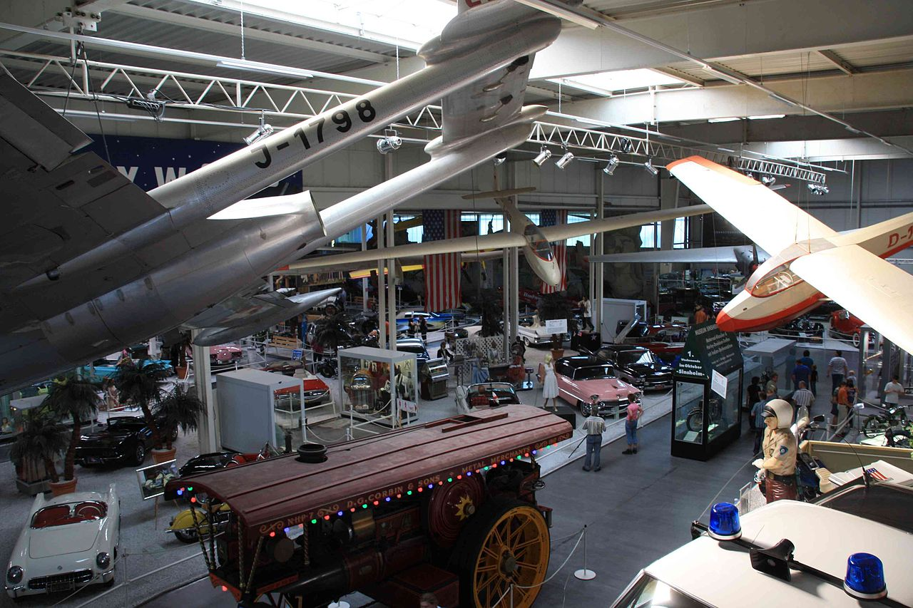 Bild Auto & Technik Museum Sinsheim