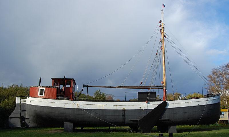 Bild Museumsschiff Göhren