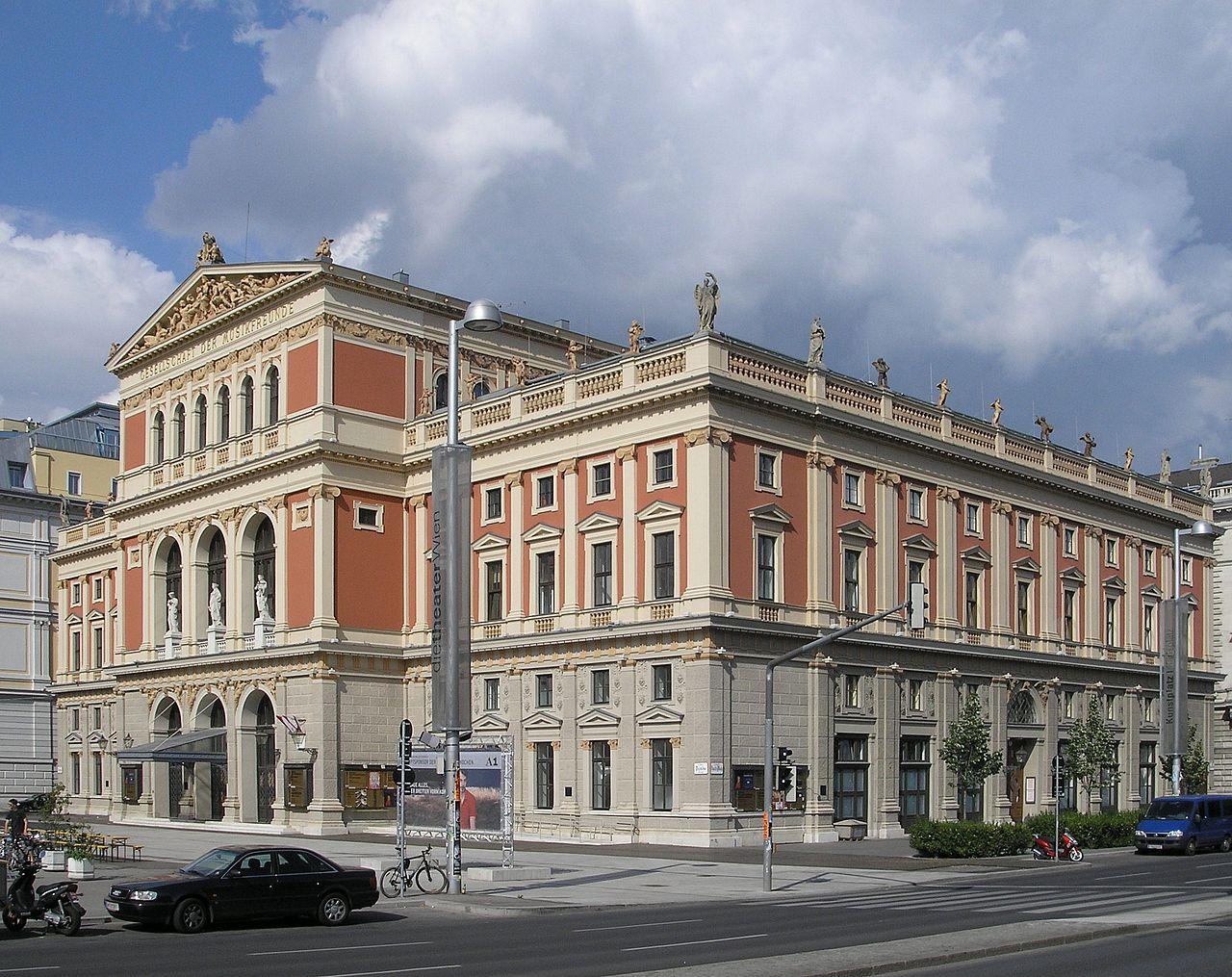 Bild Wiener Musikverein