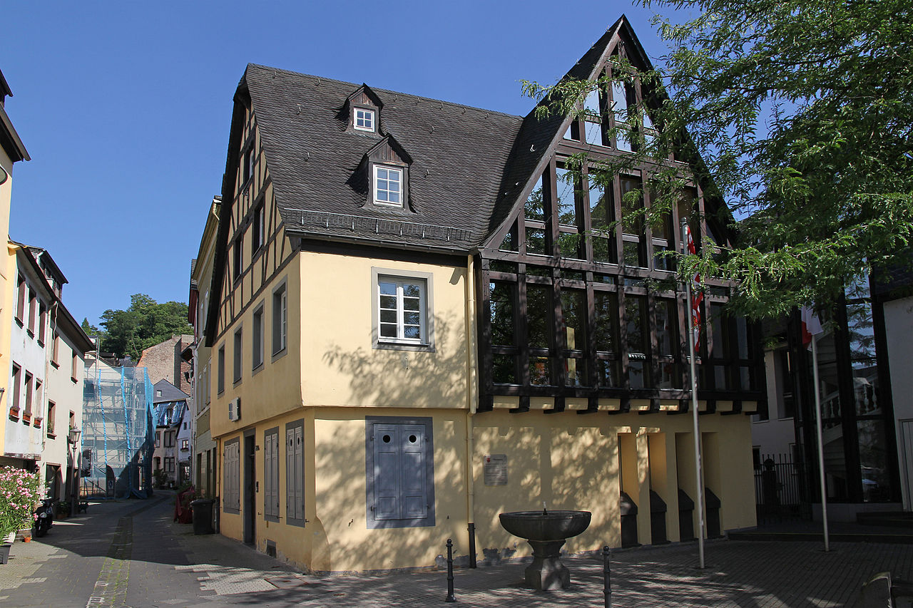 Bild Mutter Beethoven Haus Koblenz