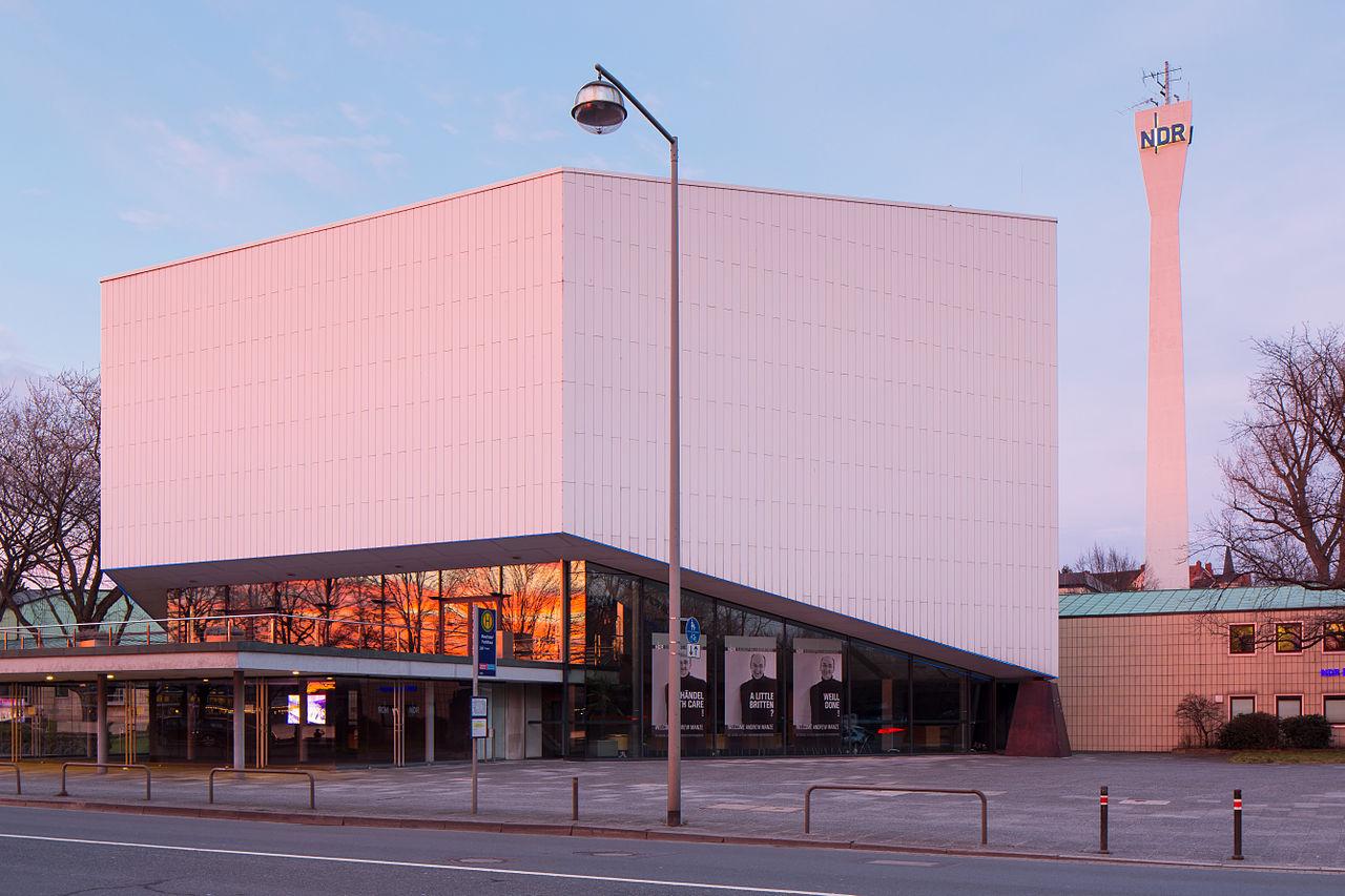 Bild NDR Landesfunkhaus Hannover
