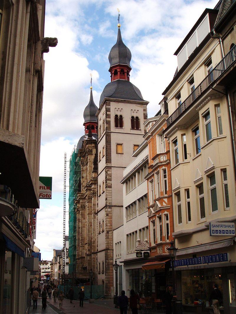 Bild Namen Jesu Kirche Bonn