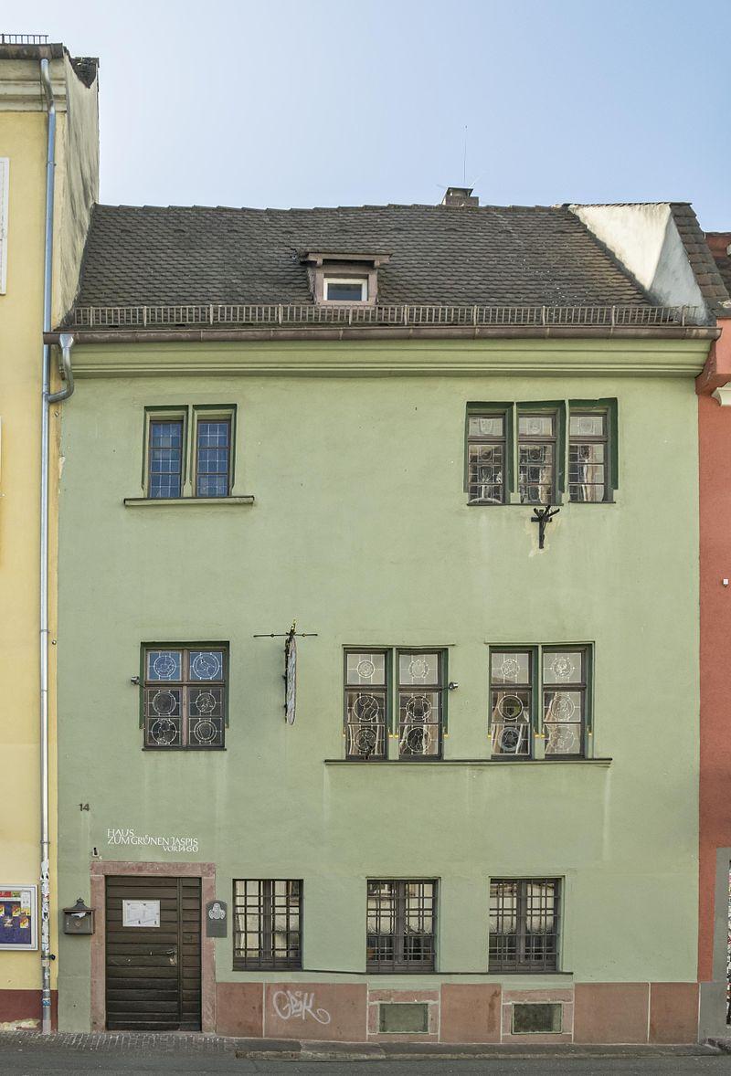 Bild Fasnetmuseum Freiburg