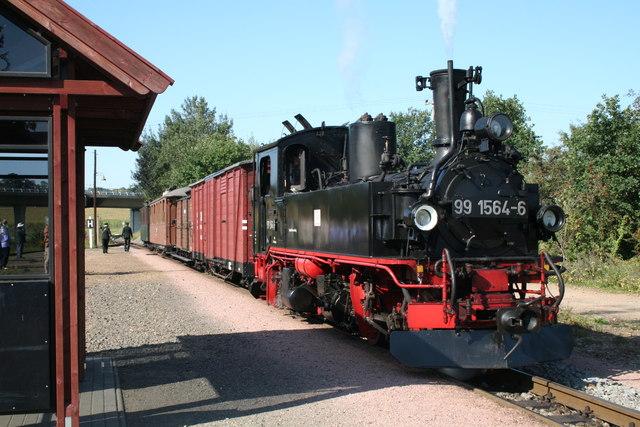 Bild Traditionsbahn Radebeul
