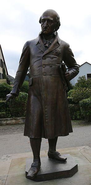 Bild Freiherr vom Stein Denkmal Nassau