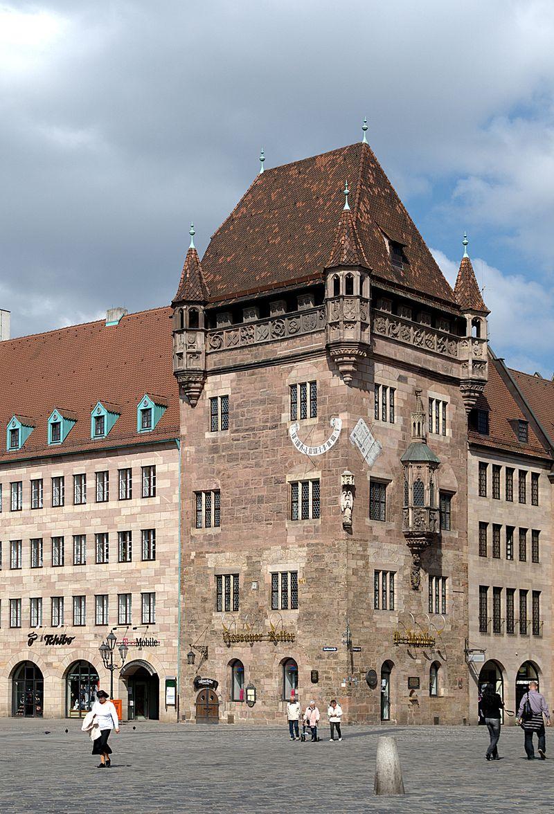 Bild Nassauer Haus Nürnberg