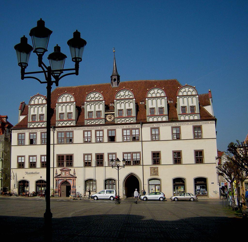 Bild Rathaus Naumburg