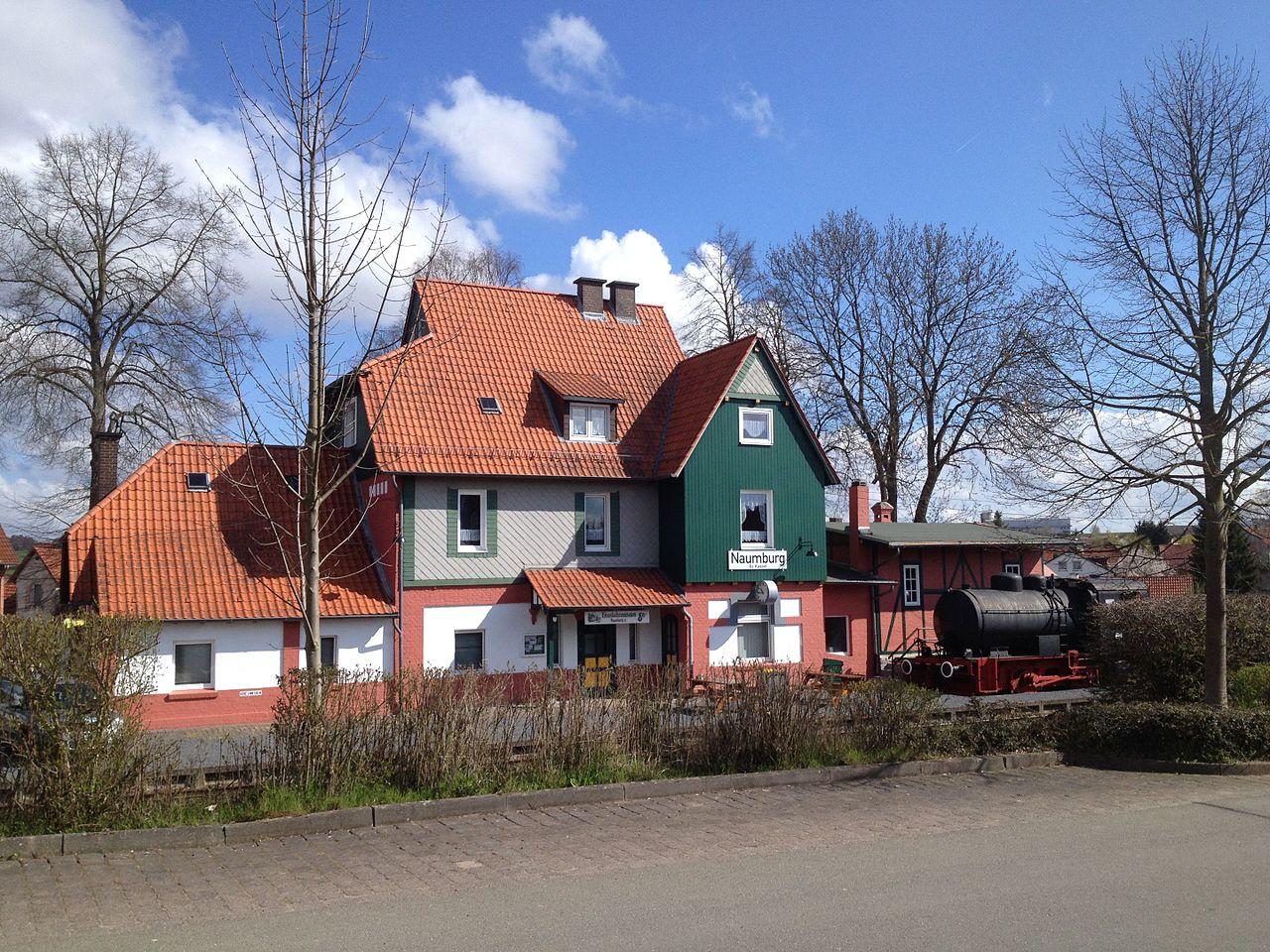 Bild Eisenbahnmuseum Naumburg
