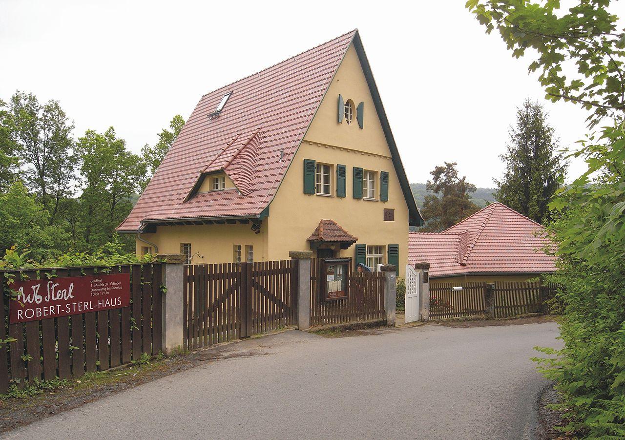 Bild Robert Sterl Haus Neuendorf