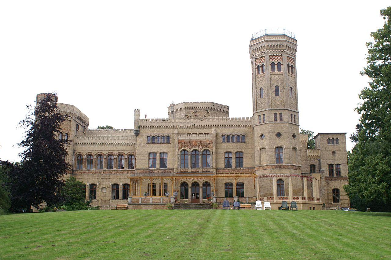 Bild Schloss Neetzow