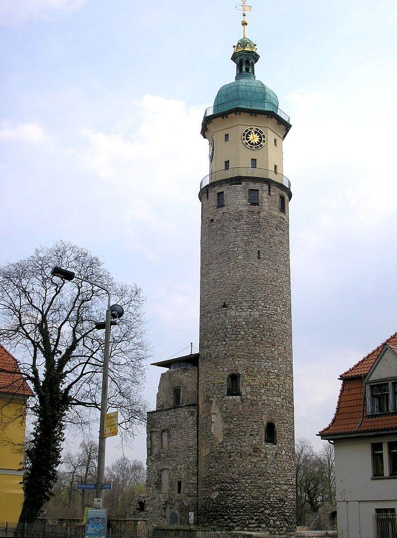 Bild Schloss Neideck Arnstadt