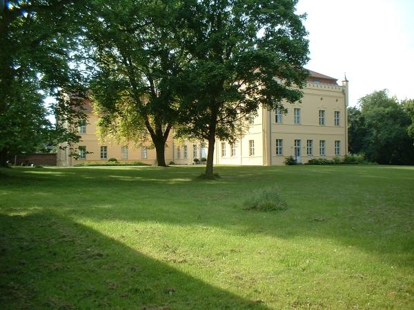 Bild Schloss Nennhausen