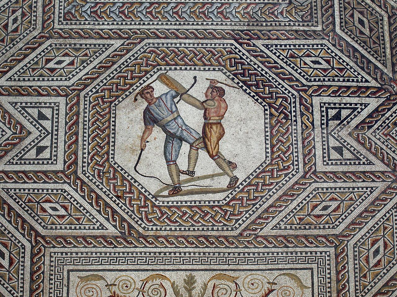 Bild Römische Villa Nennig