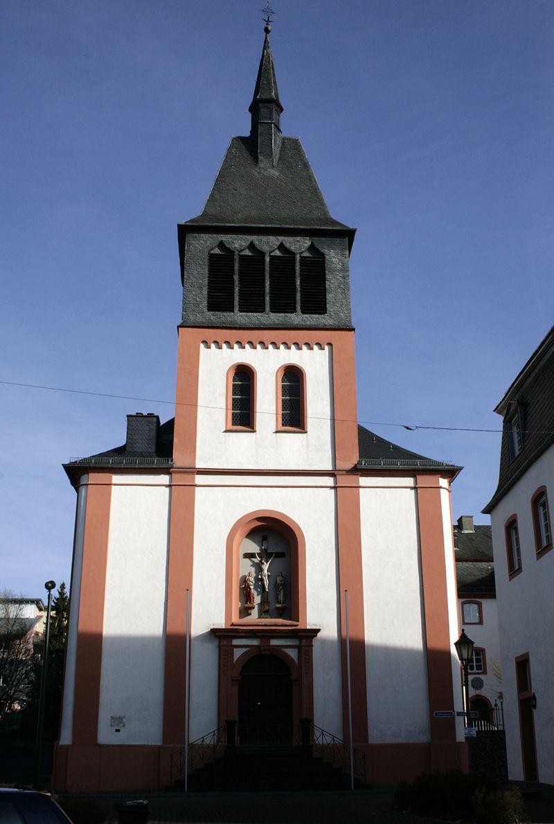 Bild Kirche St. Nepomuk Hadamar