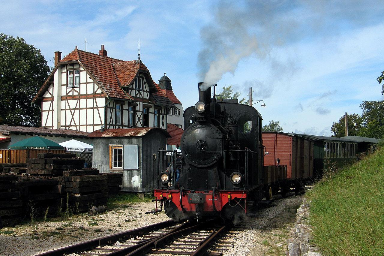 Bild Härtsfeldbahn Neresheim