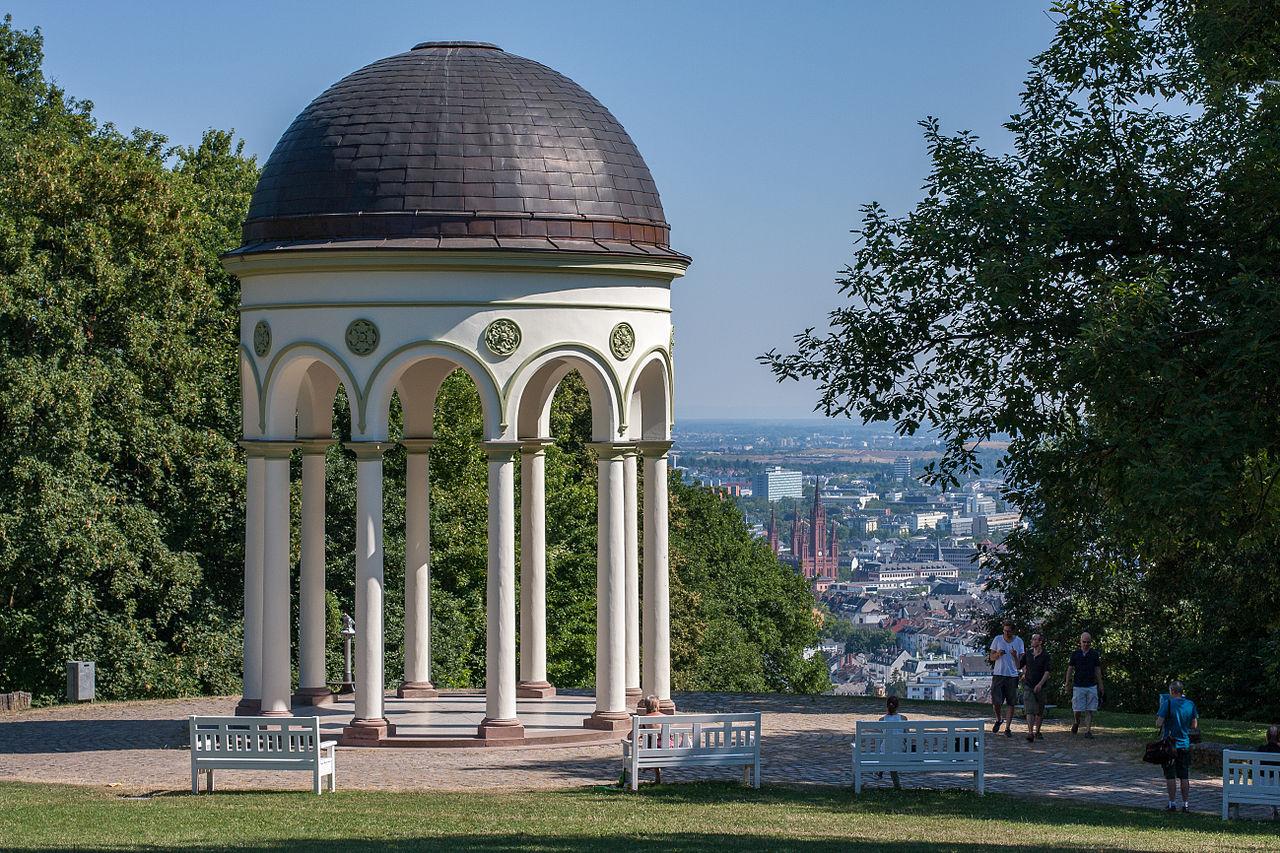 Bild Nerobergtempel Wiesbaden