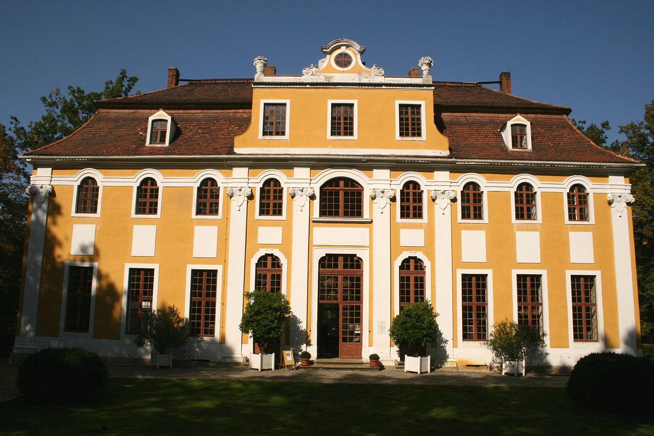 Bild Barockschloss Neschwitz
