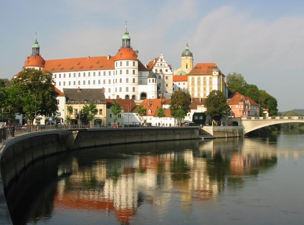 Bild Schloss Neuburg an der Donau