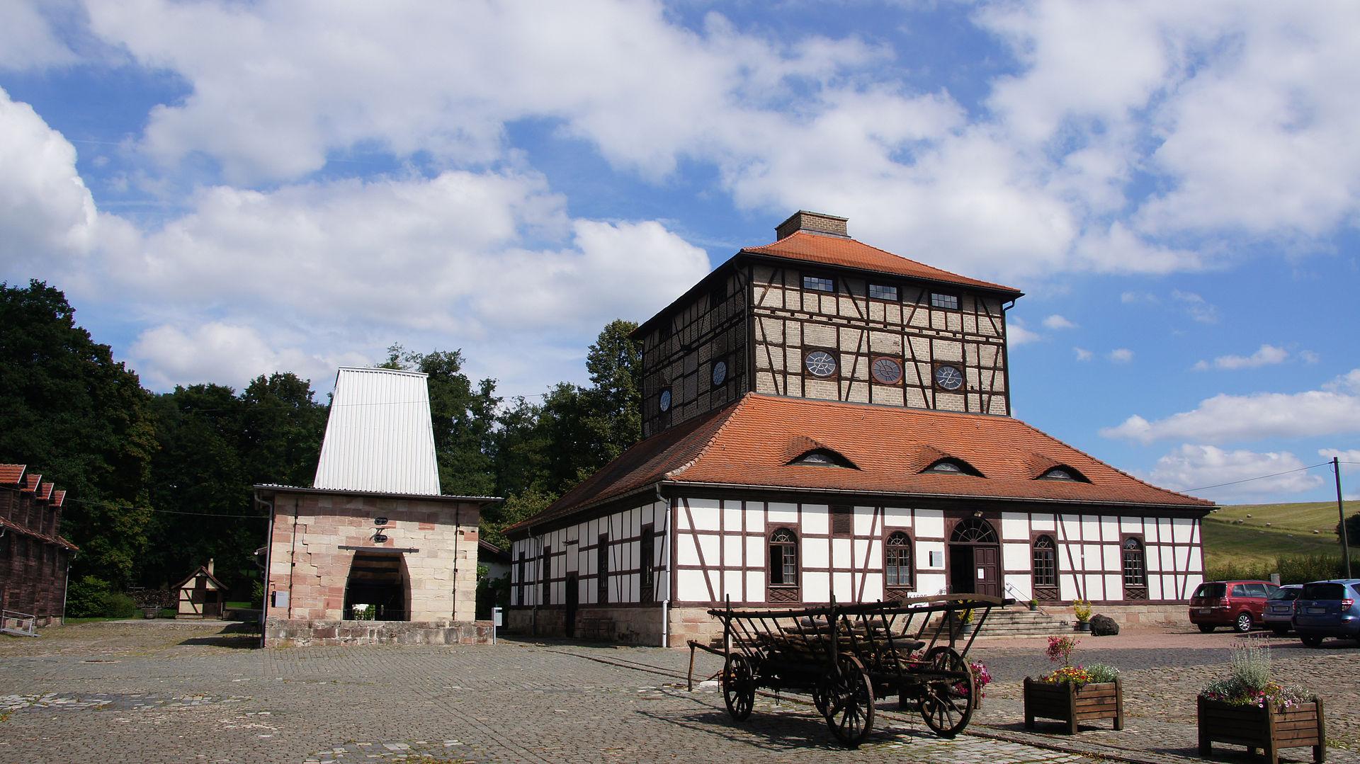 Bild Technisches Museum Neue Hütte Schmalkalden