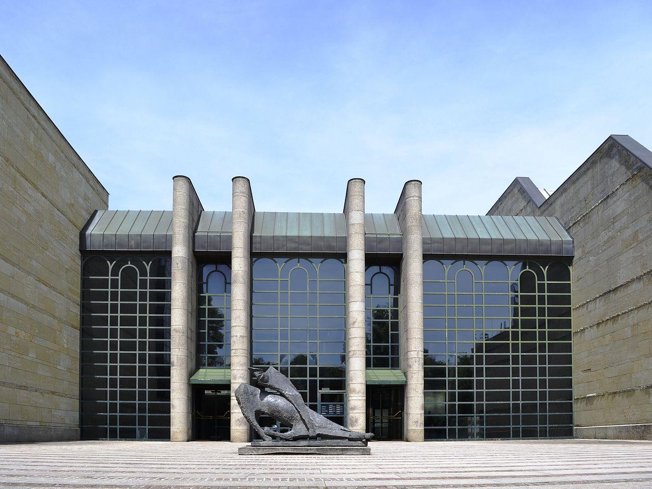Bild Neue Pinakothek München