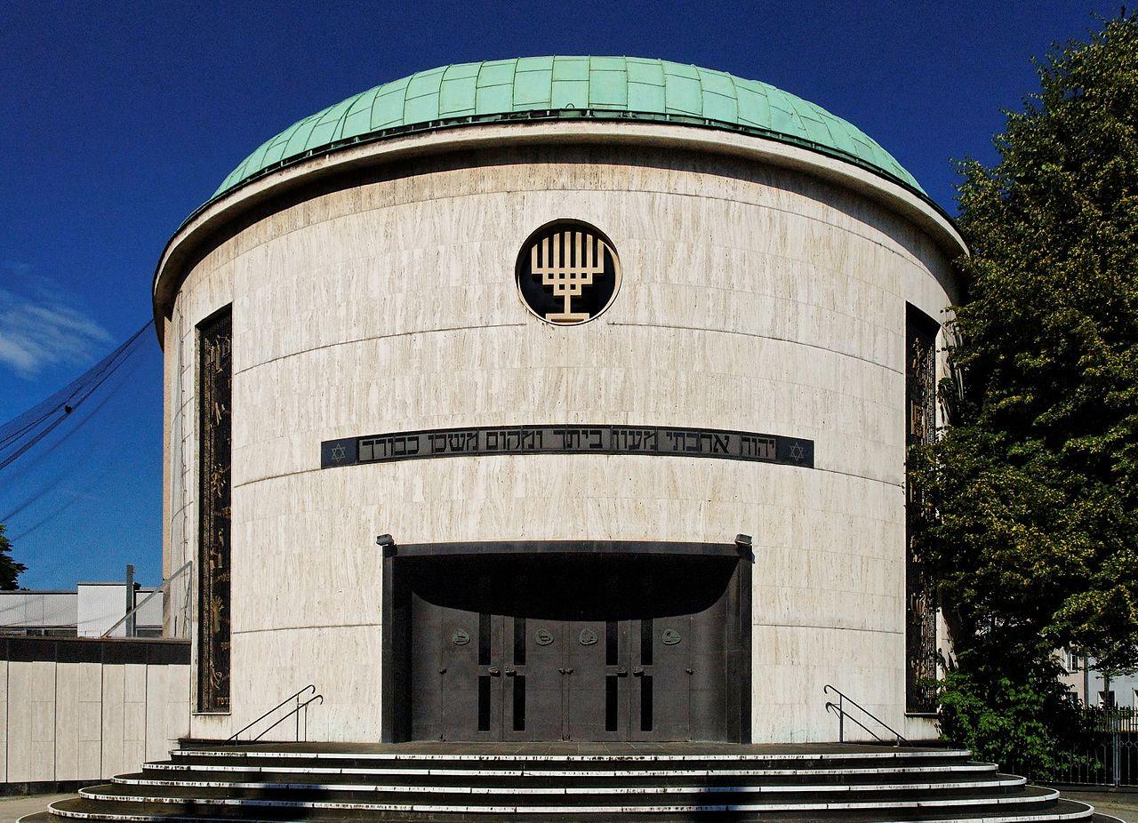 Bild Neue Synagoge Düsseldorf