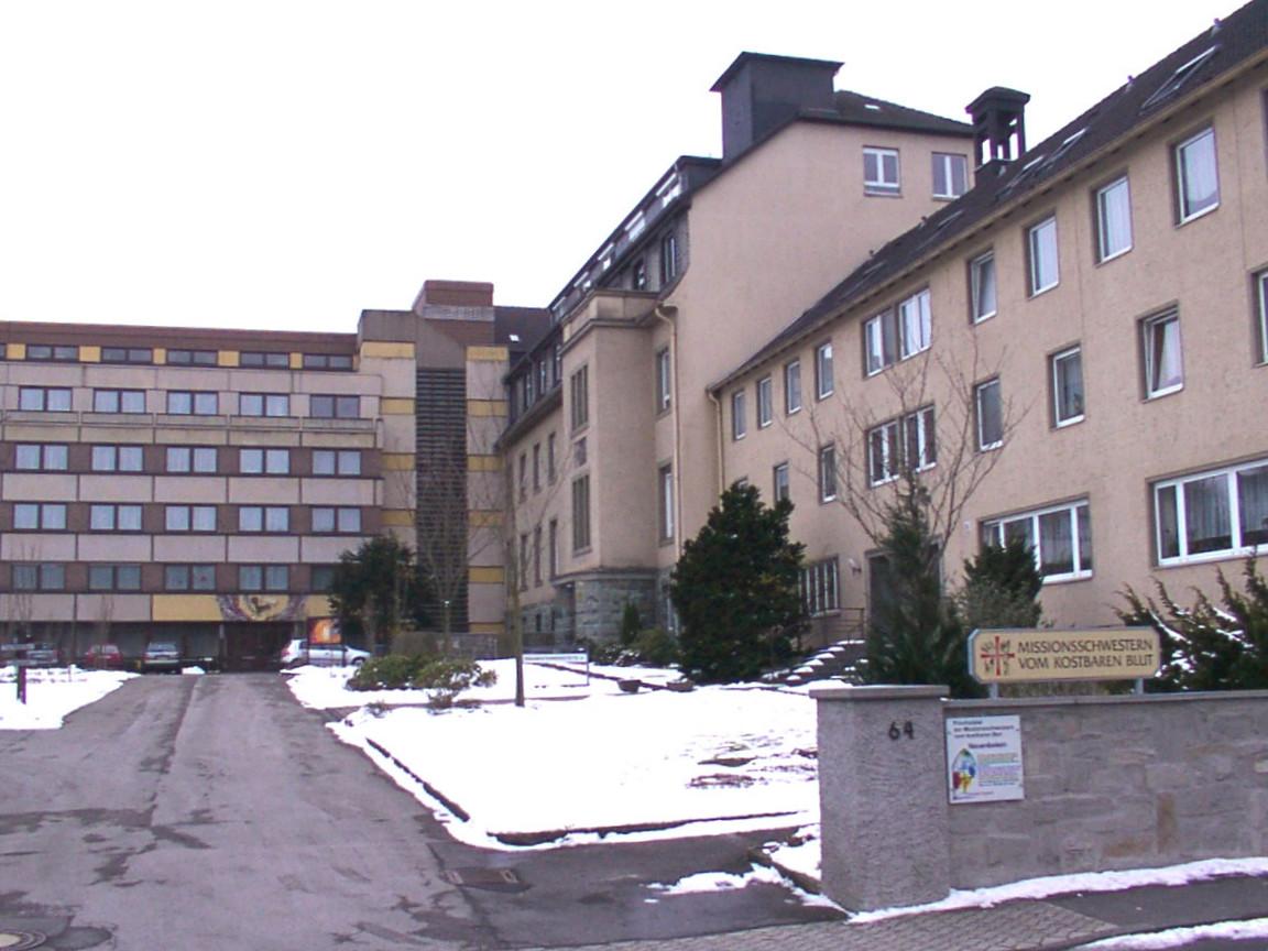 Bild Missionsschwestern vom Kostbaren Blut Paderborn