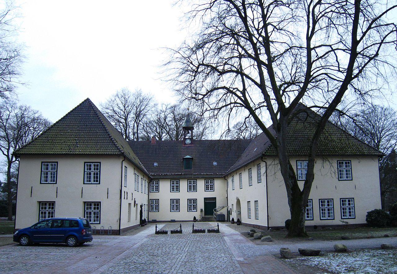 Bild Schloss Neuenburg Zetel