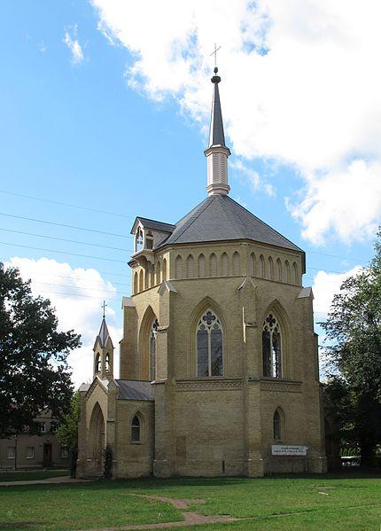 Bild Alte Neuendorfer Kirche Potsdam