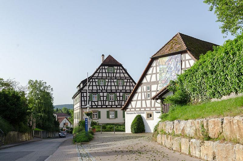 Bild Mörike Gedenkstätte Neuenstadt am Kocher