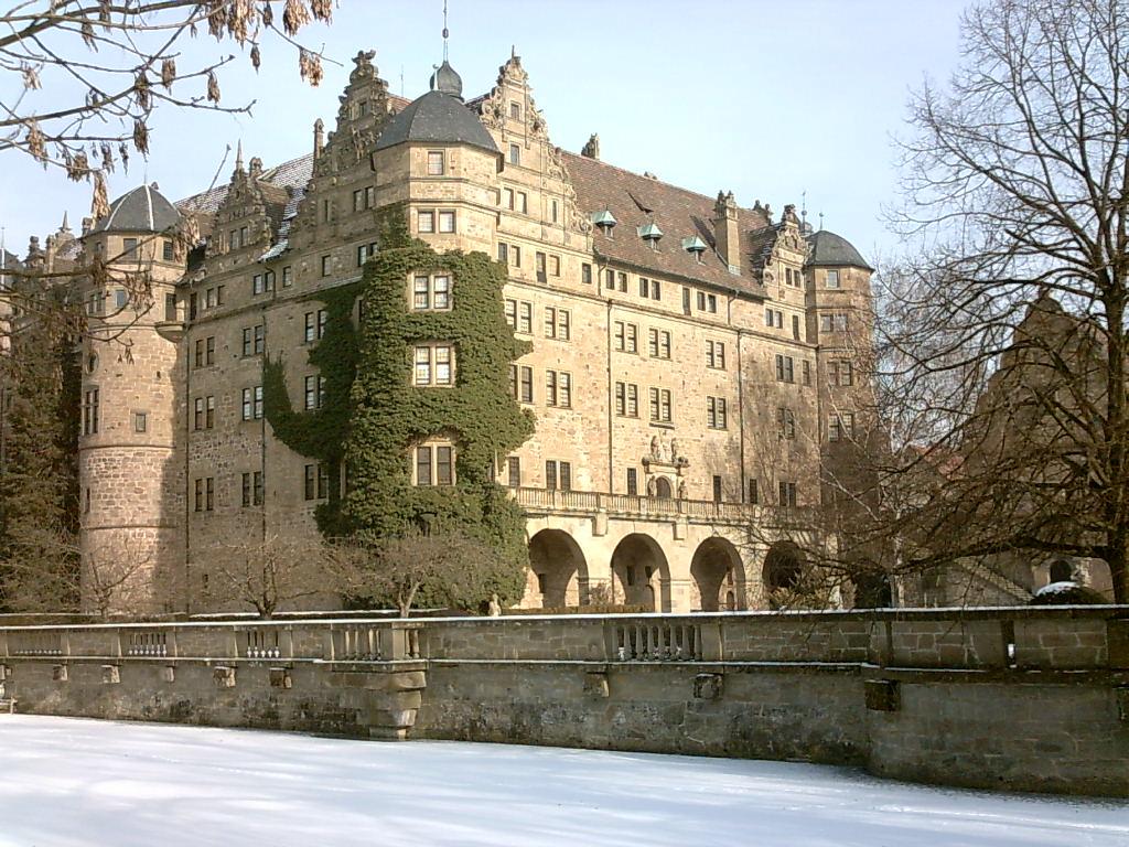 Bild Hohenlohe Museum Schloss Neuenstein