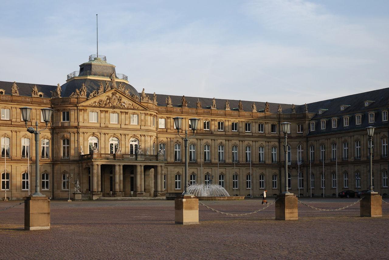 Bild Neues Schloss Stuttgart